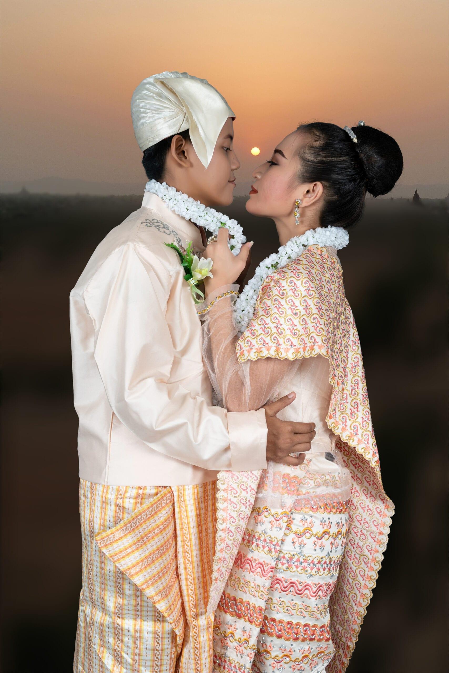 Aung La and Thu Thu 02
