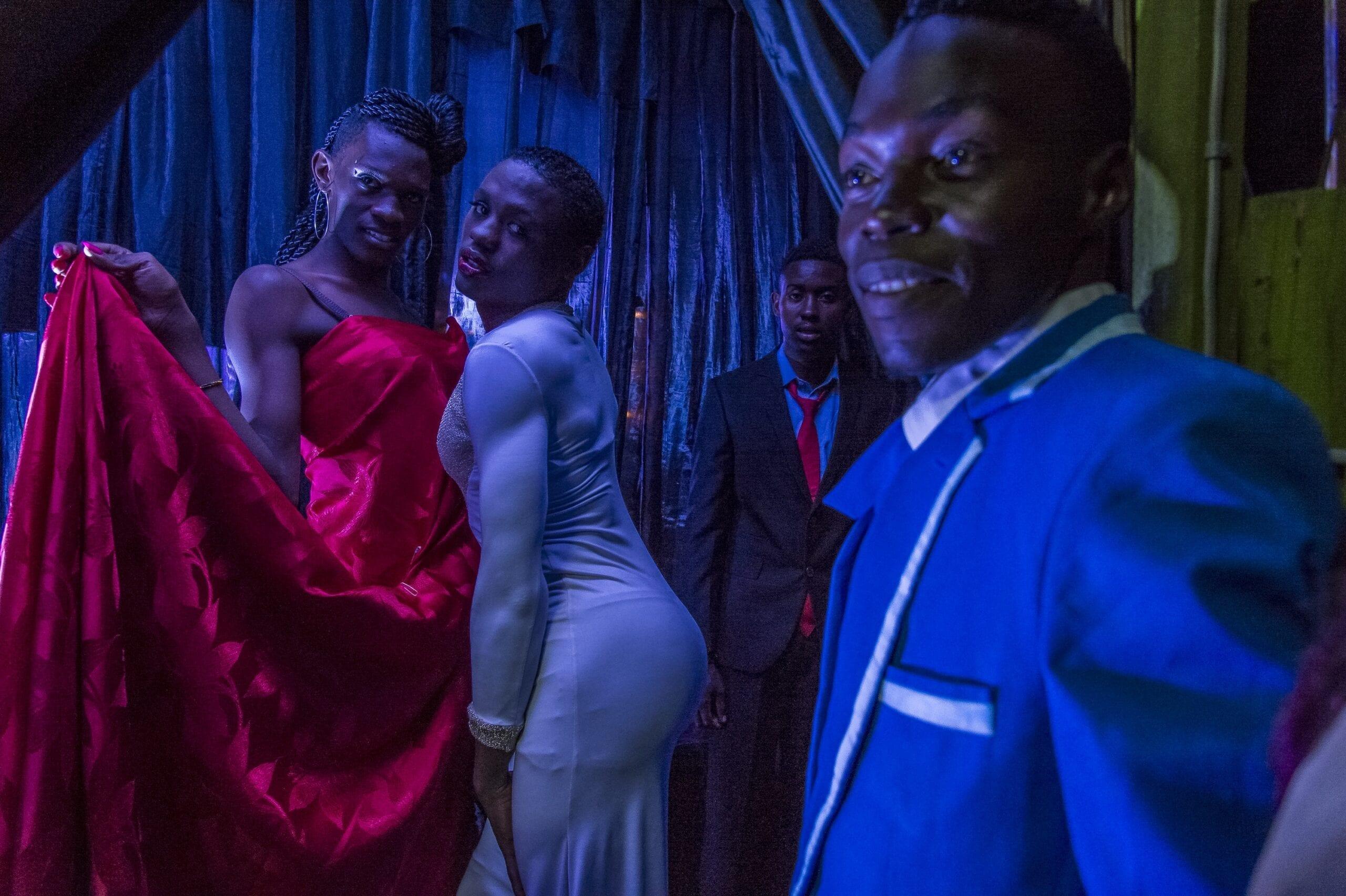 110 LGBT Ouganda Pride